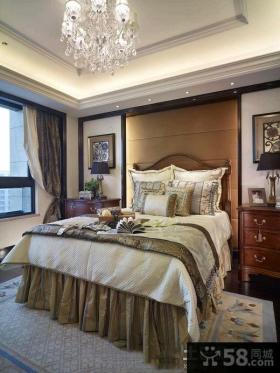 高档法式私人别墅室内装修效果图