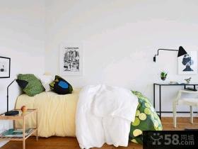 现代67平米一居室住房家装效果图片
