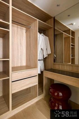 简约装修风格两房室内装修效果图片
