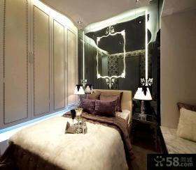 欧式风格三室两厅客厅吊顶装修效果图