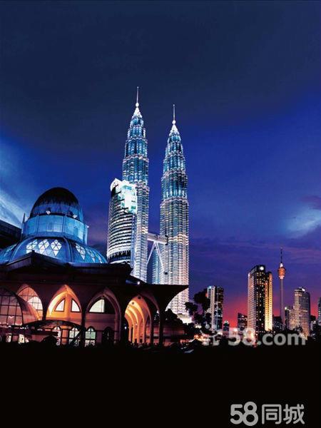 永久产权 碧桂园金海湾30万可获马来西亚居留权