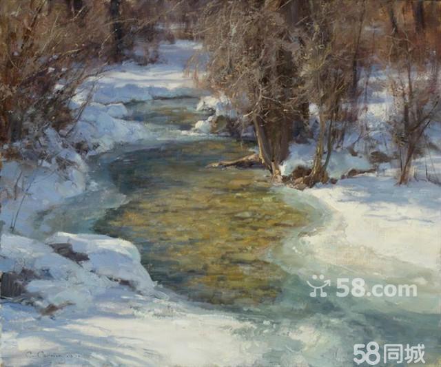 西方风景油画,西方古典油画风景,西方大师油画风景 ...