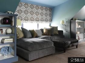 一室一厅卧室装修效果图