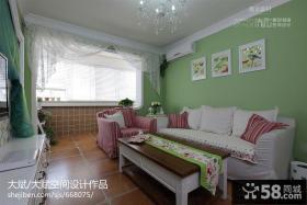 田园风格小户型家具设计