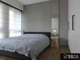 三室两厅细腻温暖现代客厅装修效果图大全2014图片