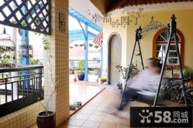 优质客厅阳台装修效果图大全2013图片