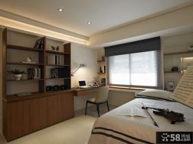 现代风格三室两厅两卫装修