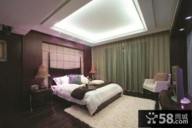现代风格卧室图片欣赏大全