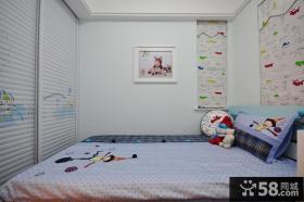 简约家庭儿童房间设计图片欣赏