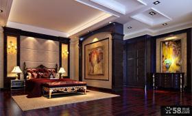 欧式卧室装修设计图