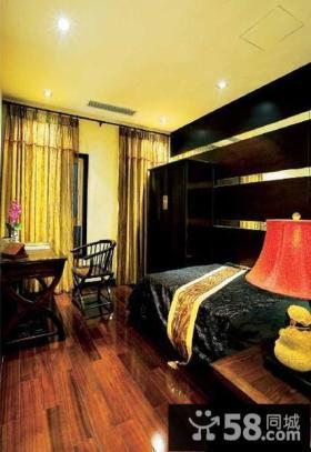 古典中式卧室布置欣赏