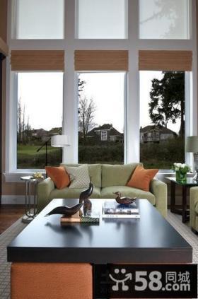 80平方米小户型装修 后现代客厅