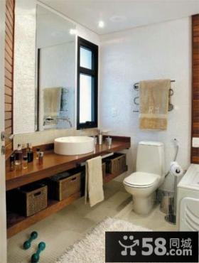美式风格3平米卫生间图片大全