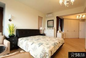 四室两厅和卧室装修样板房 2012欧式卧室装修效果图