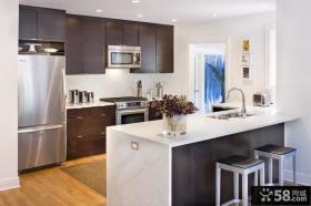 优质厨房家装设计效果图