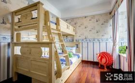 美式风格室内儿童房设计装饰图片