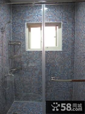 现代风格装修浴室展示案例