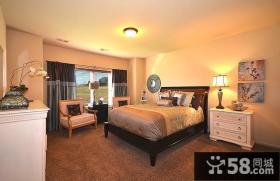 复式楼华丽的地中海风格卧室装修效果图大全2012图片