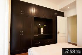小卧室整体衣柜效果图