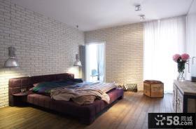 110平现代二居装修设计案例