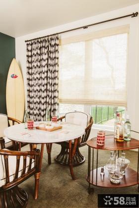 简约餐厅装修效果图 小餐厅吊顶效果图