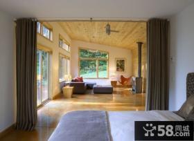 50平小户型轻松打造欧式客厅装修效果图
