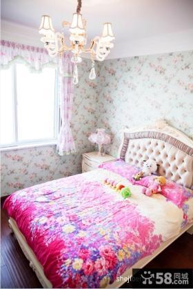 2013儿童卧室装修效果图大全图片