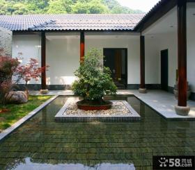 中式古典花园设计