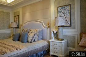 欧式风格卧室灯具效果图欣赏大全