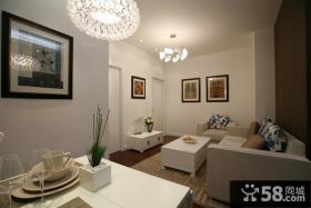 现代中式客厅设计大全