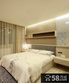 欧式现代风格卧室设计