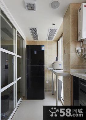 现代风格室内走廊吊顶图片