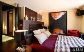 别墅儿童卧室装修效果图欣赏