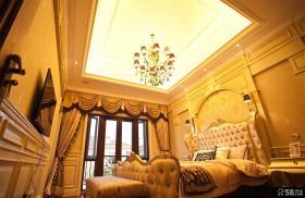 现代欧式别墅样板间装修效果图欣赏