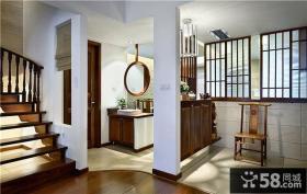 中式古典玄关设计大全