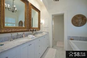 浪漫欧式风情卧室装修效果图大全2012图片