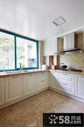 简欧设计厨房图片欣赏大全