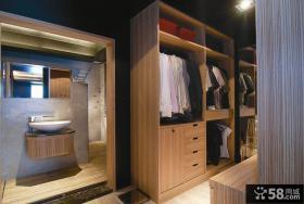 现代家装衣柜图片大全2015