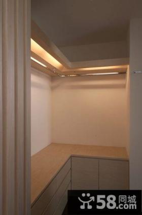 88平米现代二居室装修图片