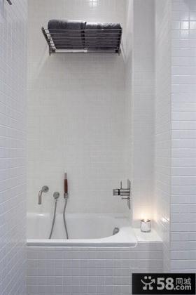 90平小户型卫生间装修效果图大全2012图片