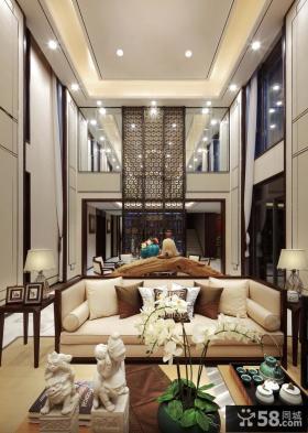典雅新中式别墅设计欣赏