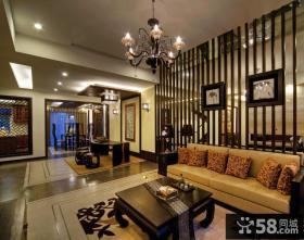 豪华新中式别墅家装案例