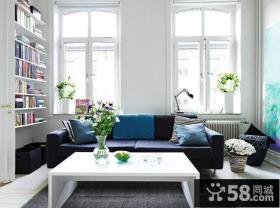 45平米小户型家装设计效果图