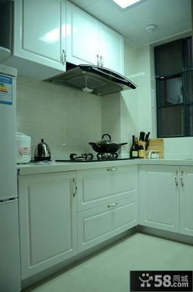 6平米简约厨房设计大全