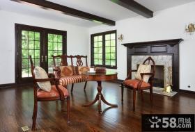80平米小户型客厅装修效果图 小客厅装修效果图