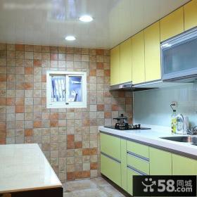 精装现代厨房设计案例