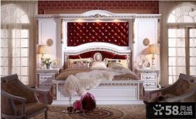 欧式卧室家具图片大全