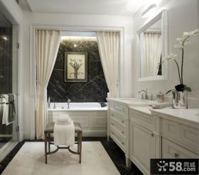 简约设计室内豪华卫生间图片