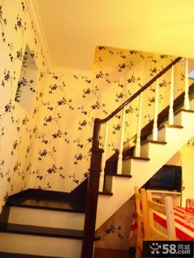 小复式楼梯间设计