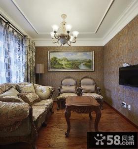 古典欧式客厅设计大全